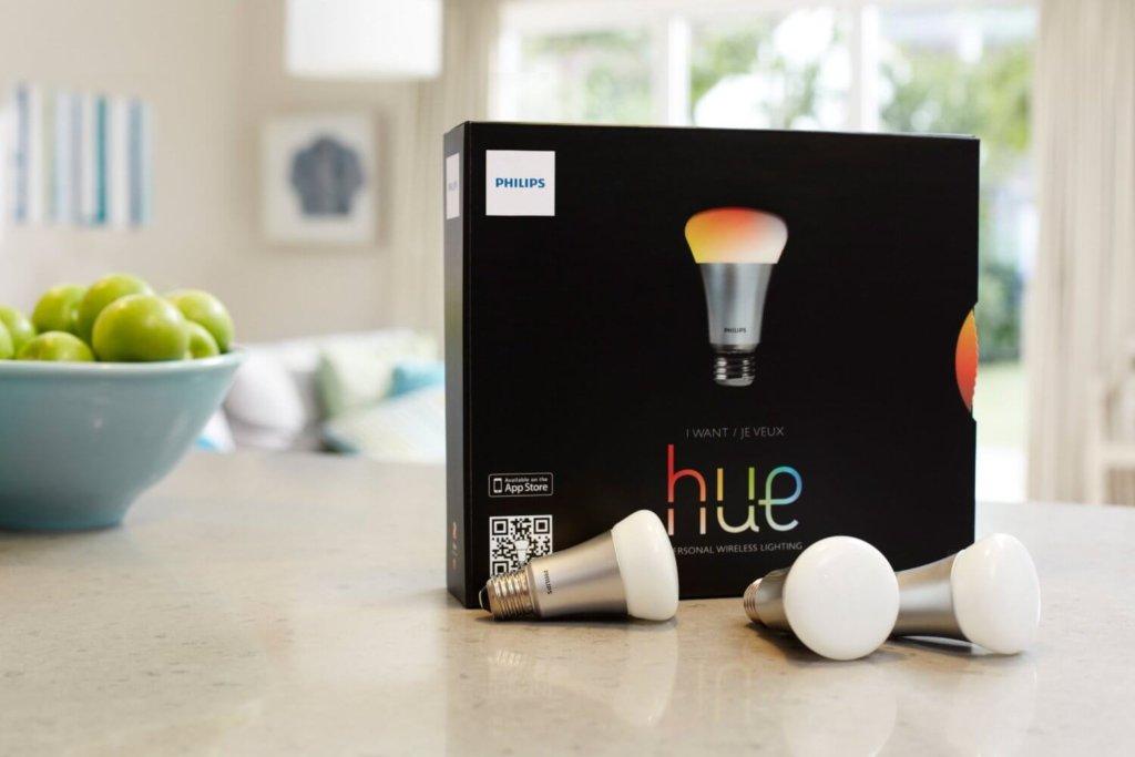 Hue WiFi Light Bulb Starter Pack