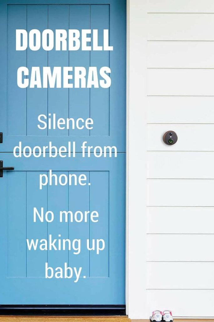 doorbell cameras dont wake baby