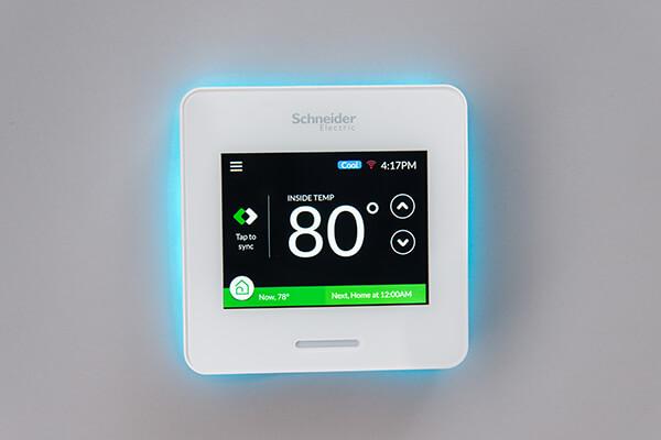 wiser air thermostat ecoiq