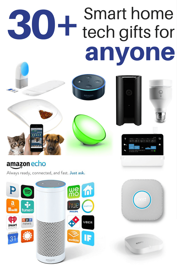 30 smart home gift ideas that anyone will love smart home solver