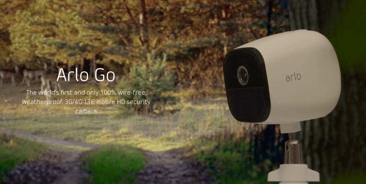 Arlo Pro vs Arlo Go: No WiFi? No problem. Monitor Anywhere w/ Arlo Go