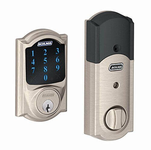 Schlage Sense Vs Connect Smart Lock Comparison