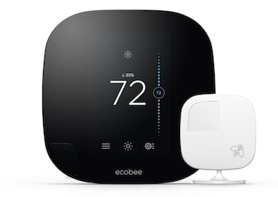 Ecobee3 wifi thermostat
