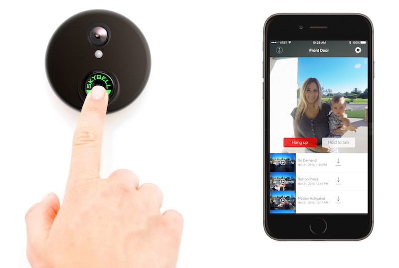 skybell outdoors smart security comparison