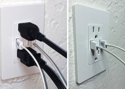 Top Greener USB Outlet