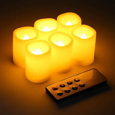 Indoor LED Candles
