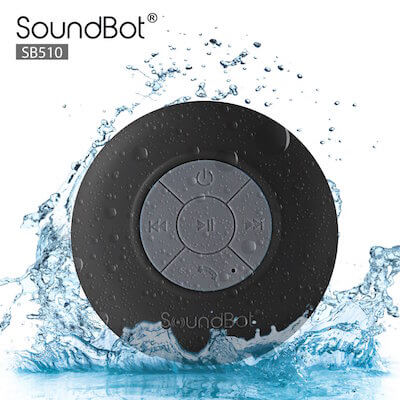 Water Resistant Shower Speaker