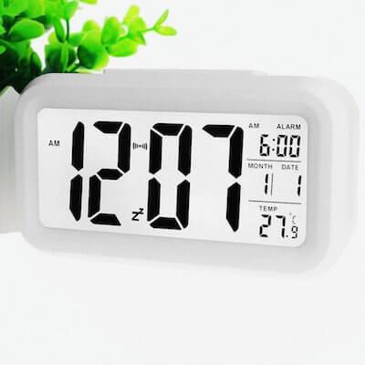 Zhpuat Alarm Clock