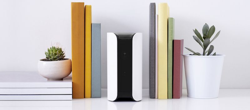 canary all in one home security