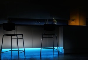 Hue Smart Lightstrip in Kitchen