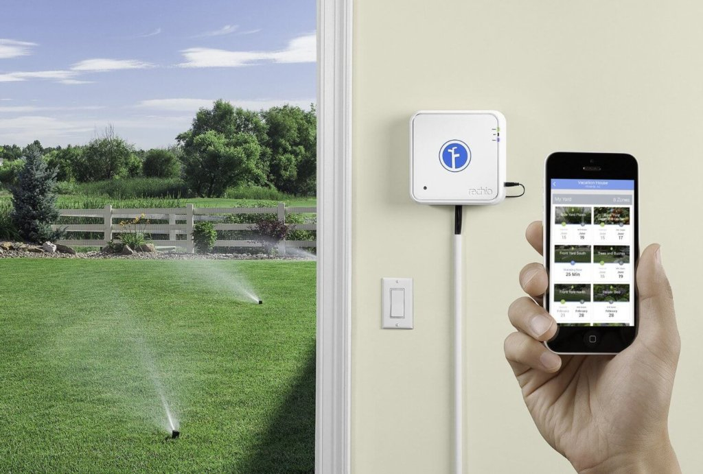 rachio smart sprinklers