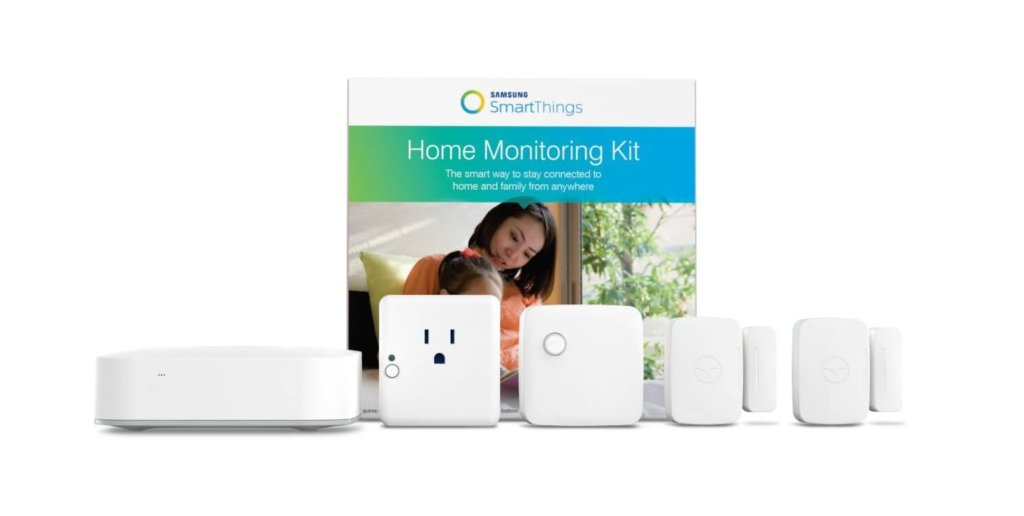 beginner's smartthings home monitoring kit