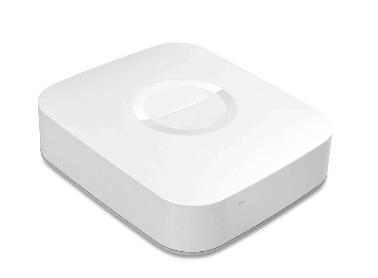 beginner's smartthings hub