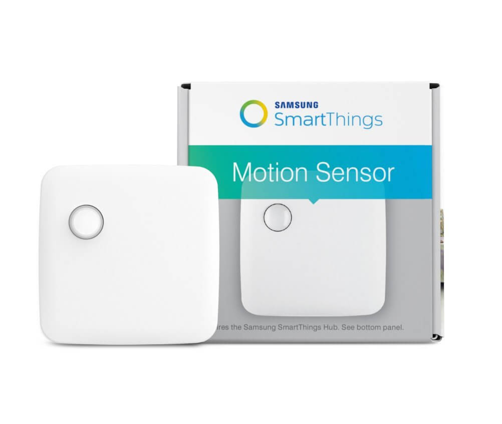 SmartThings Beginner's Motion Sensor box