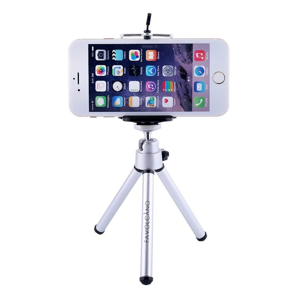 favolcano cell phone tripod