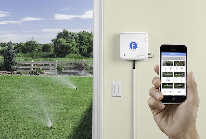 Rachio Smart Sprinkler Controller Can Schedule Itself Based On Weather Patterns To Save You Water And Money
