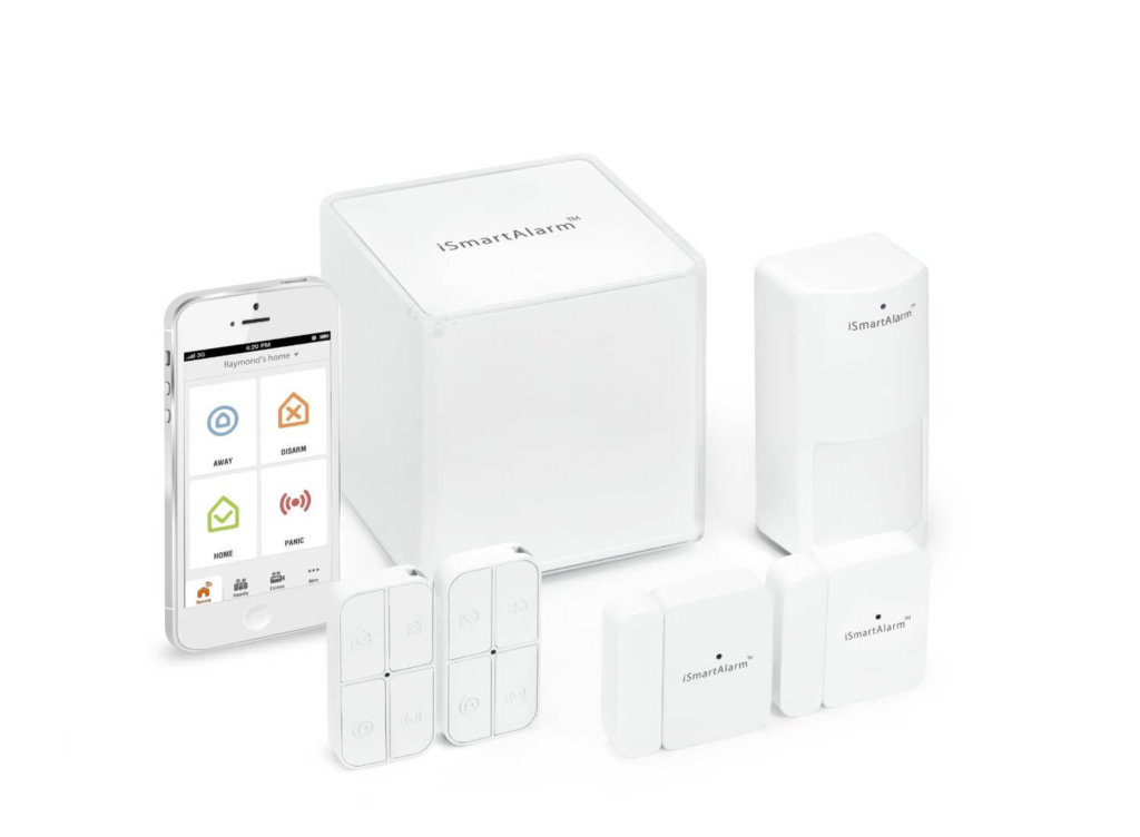 ismart alarm diy smart home security system