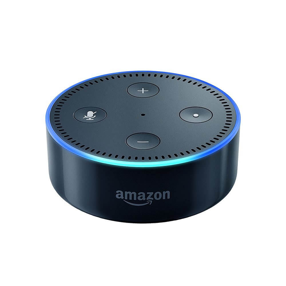 Echo Dot worth it white background