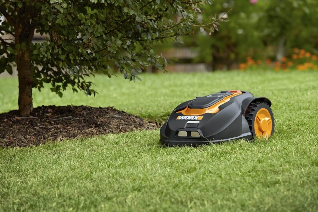 worx lawnmower