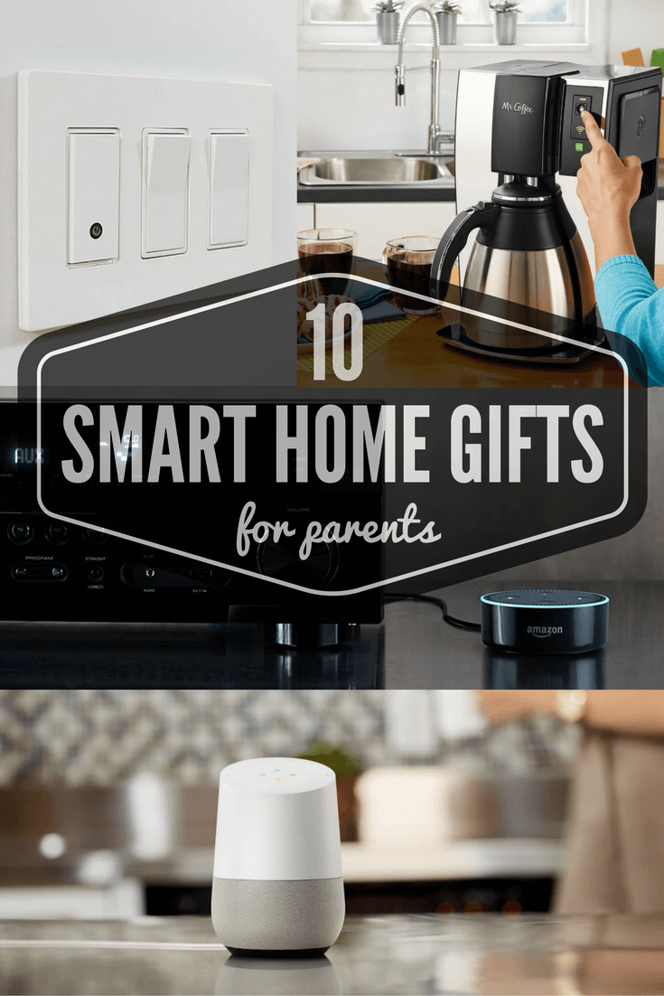 smart home gifts for dad
