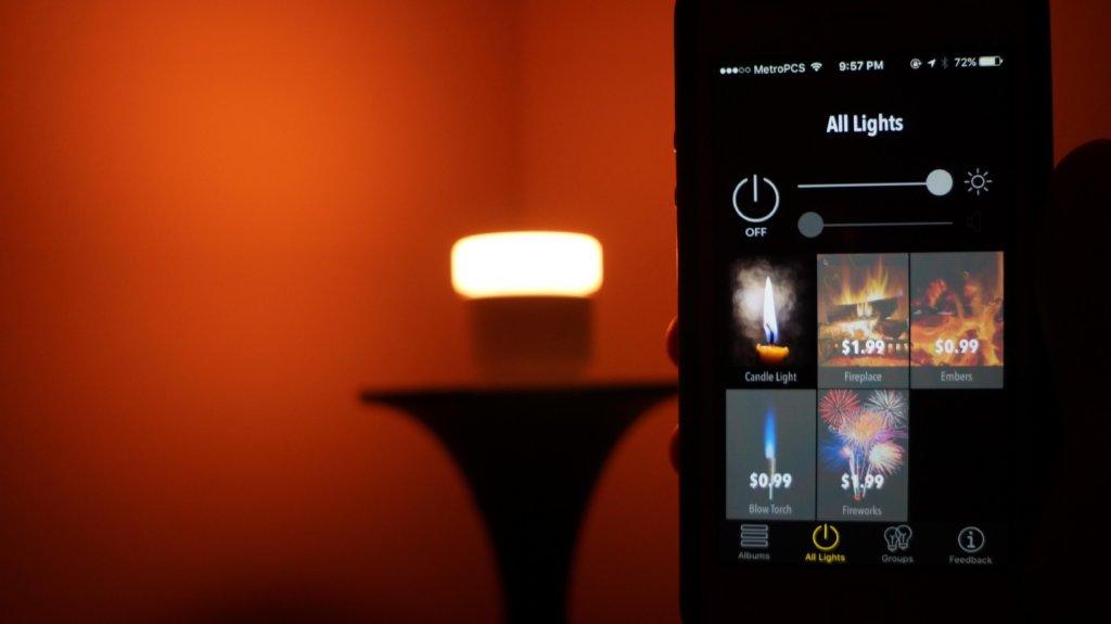 onswitch app light