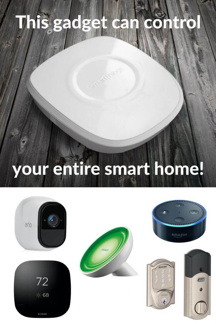 smartthings ideas pinterest
