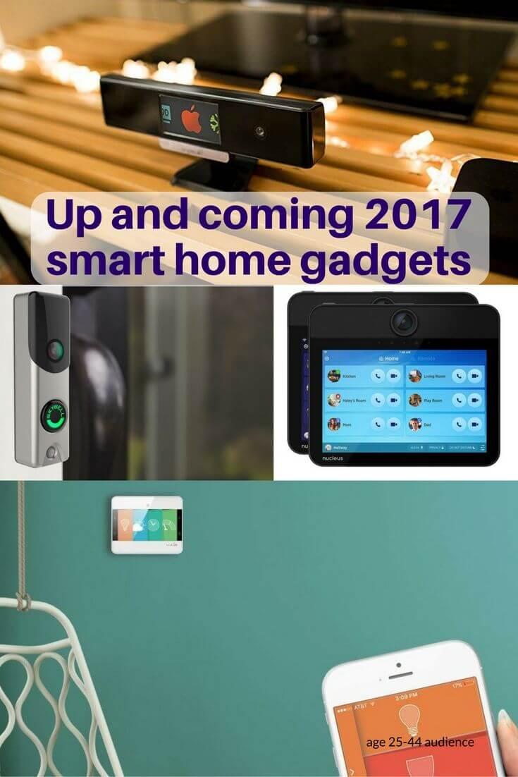 2017 smart home gadgets