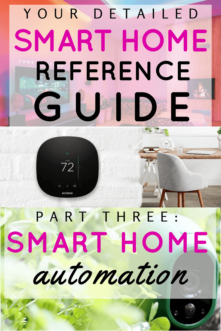 ifttt smart home automation