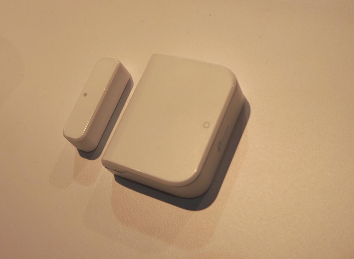 tp-link smart home door sensor