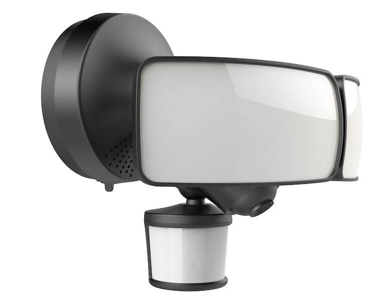 maximus flood light security camera