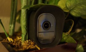 hide arlo pro wireless