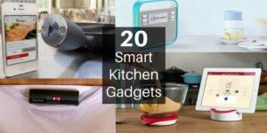 20 Smart Kitchen Gadgets