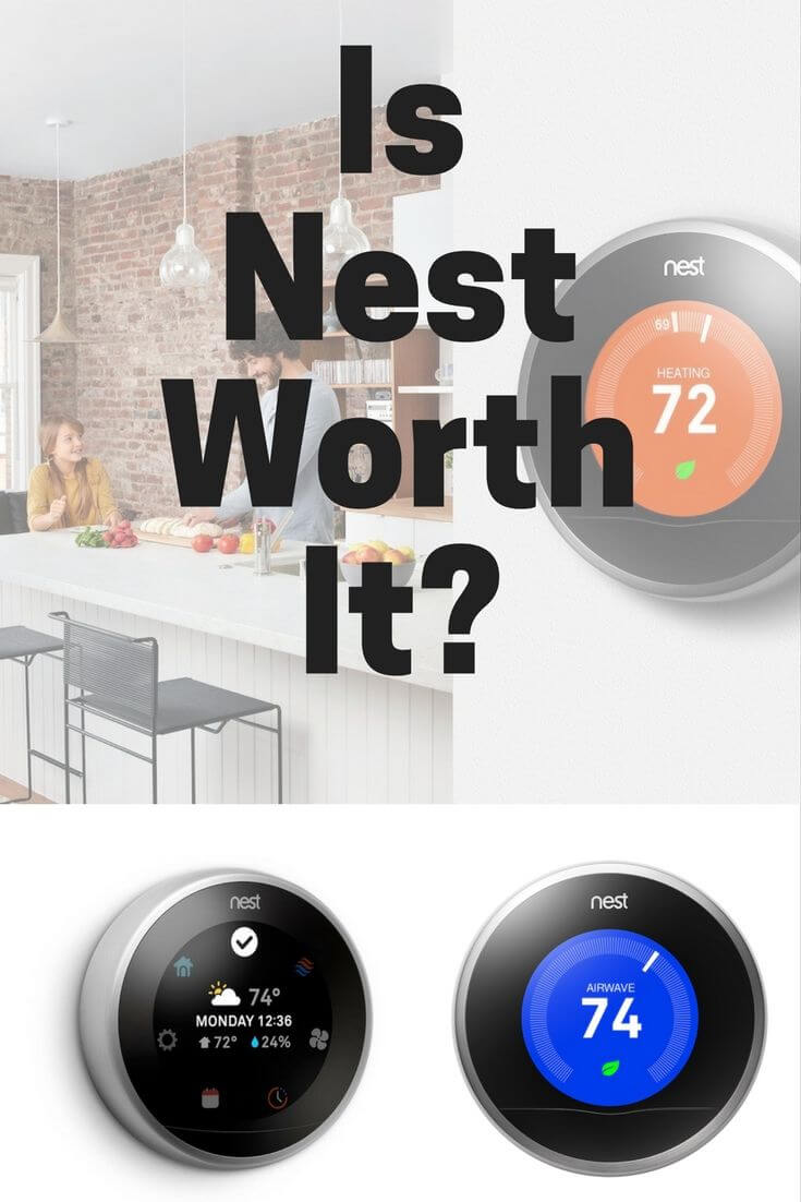 is nest worth it 12 pros and 6 cons of the best selling nest thermostat. Black Bedroom Furniture Sets. Home Design Ideas
