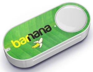 banana dash button