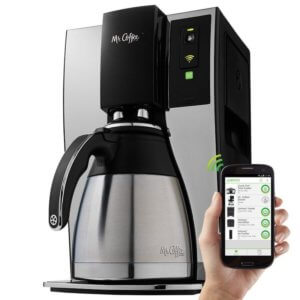 smart mr coffee maker