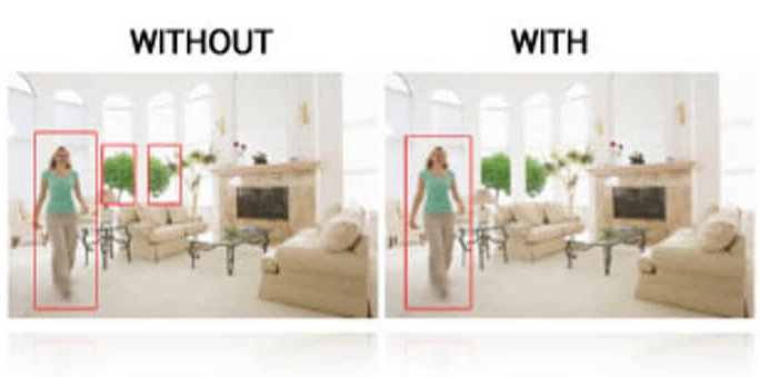 samsung motion detection
