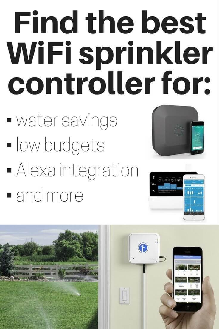 best wifi sprinkler controllers