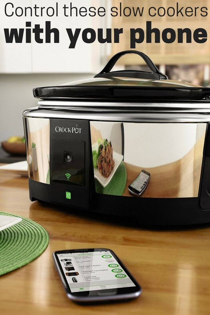 best smart slow cookers