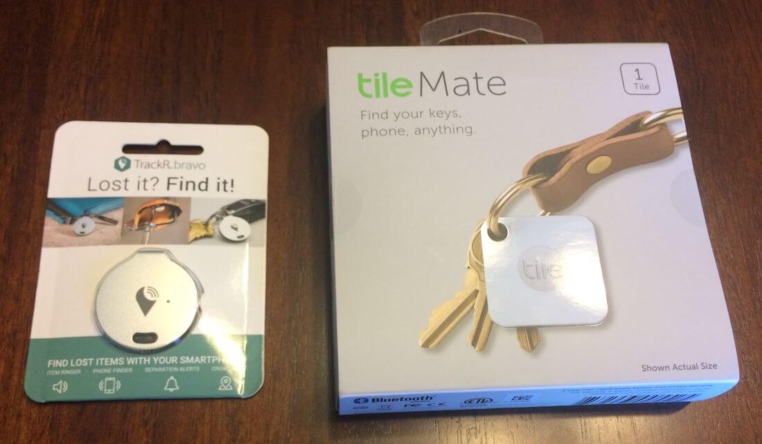 tile vs trackr boxes