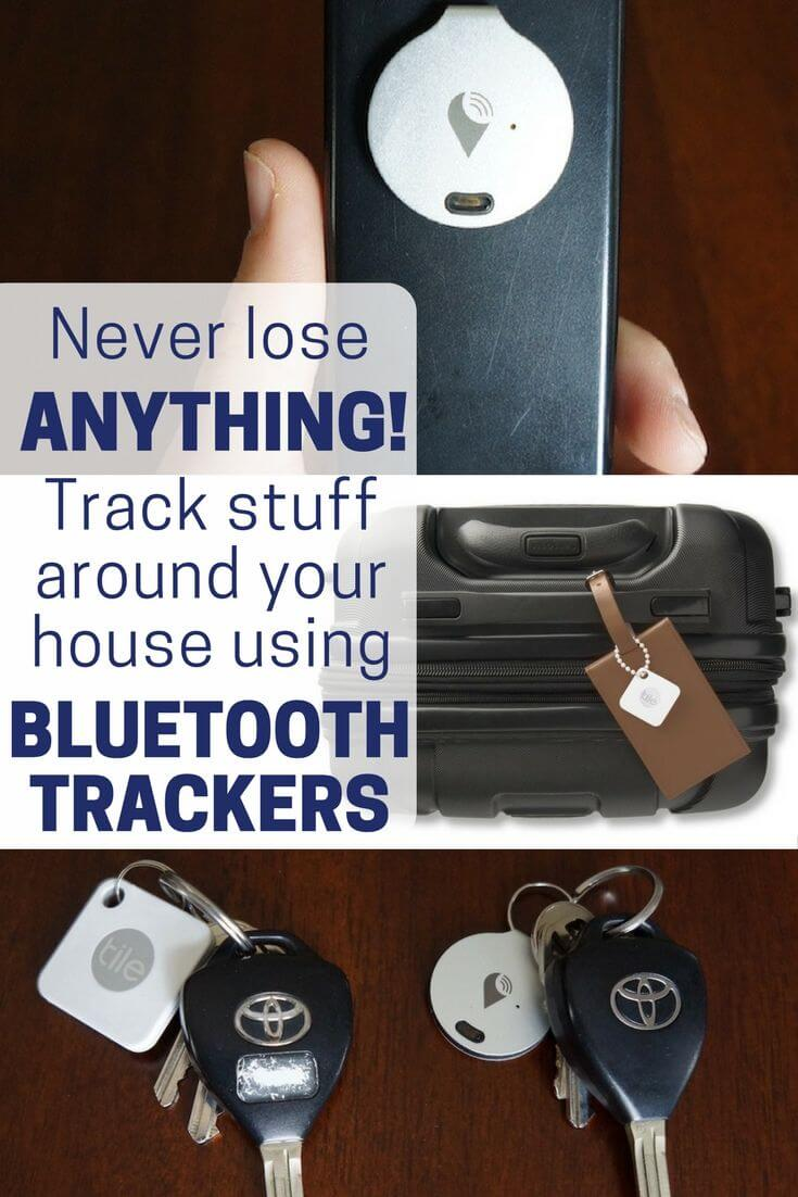 tile vs trackr pinterest