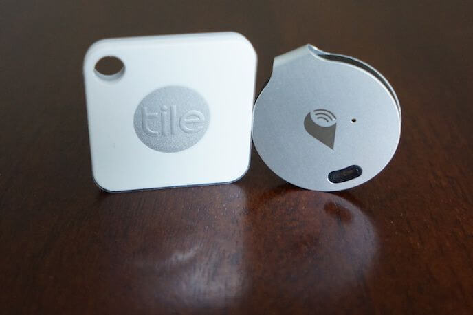 tile vs trackr side by side