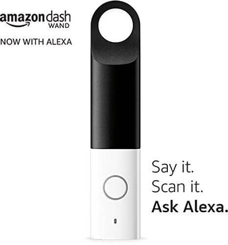 amazon dash wand smart home