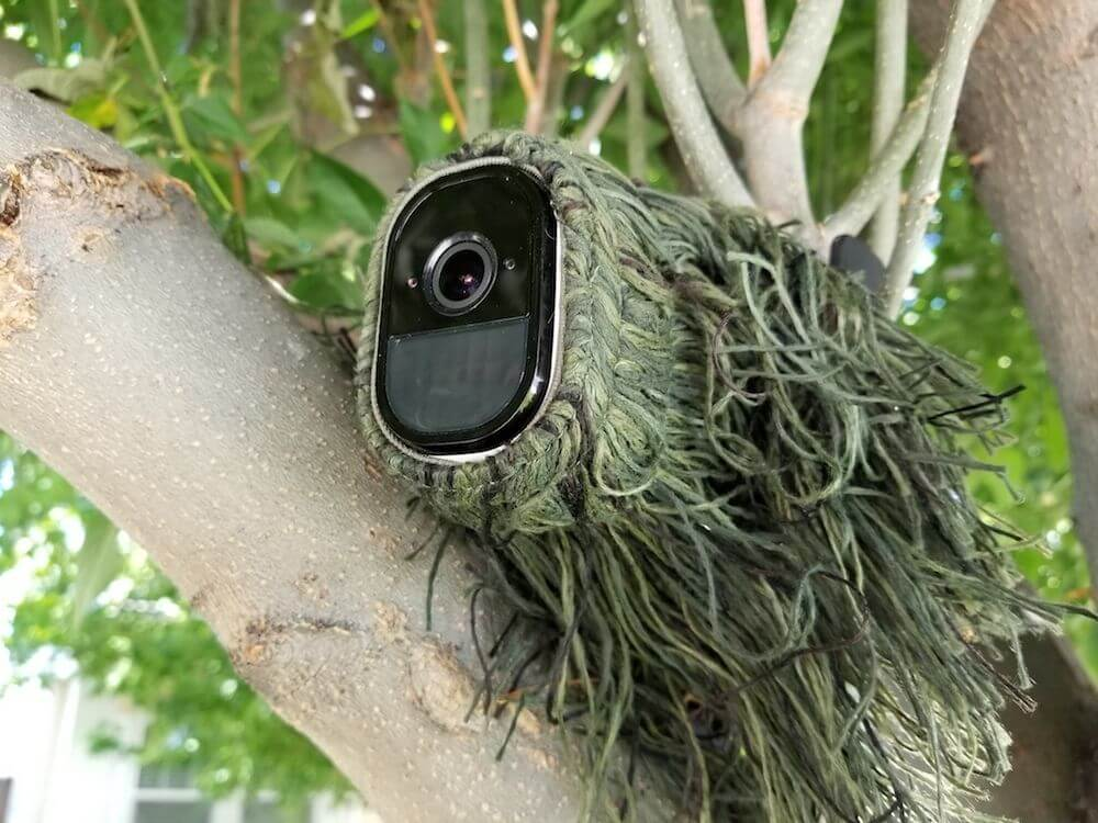 How to Hide a Security Camera Effectively
