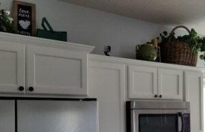 Arlo Pro On Cabinets