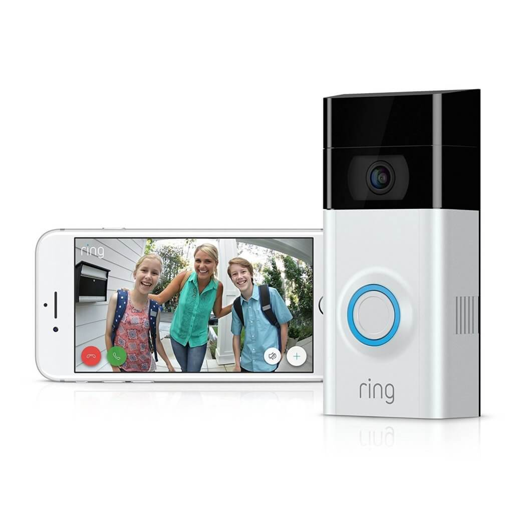 ring doorbell and app