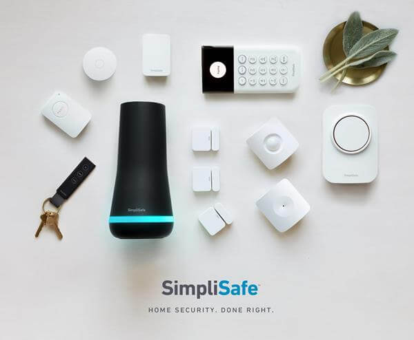 simplisafe updated