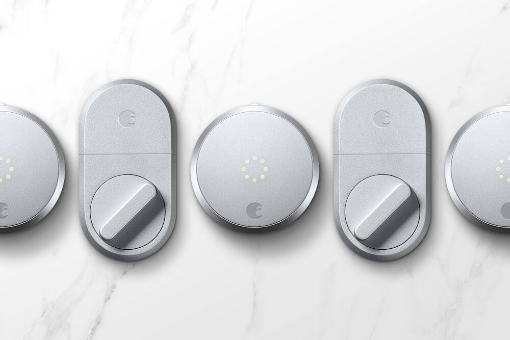 August vs August Smart Lock Pro