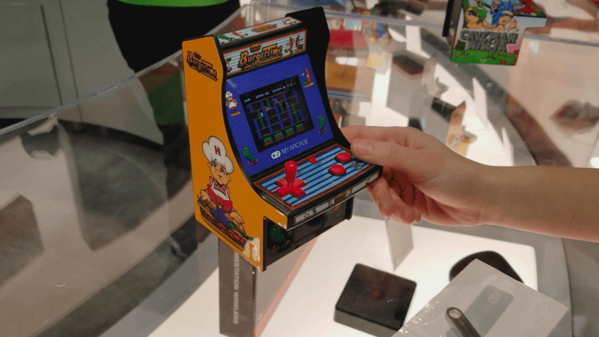 my arcade game