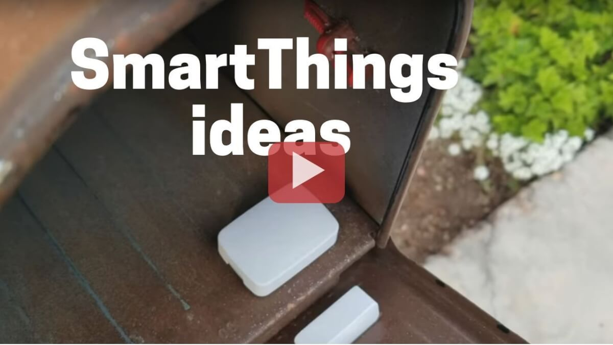 smartthings ideas video