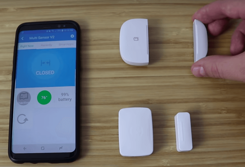 smartthings v2 vs v3 multipurpose sensor
